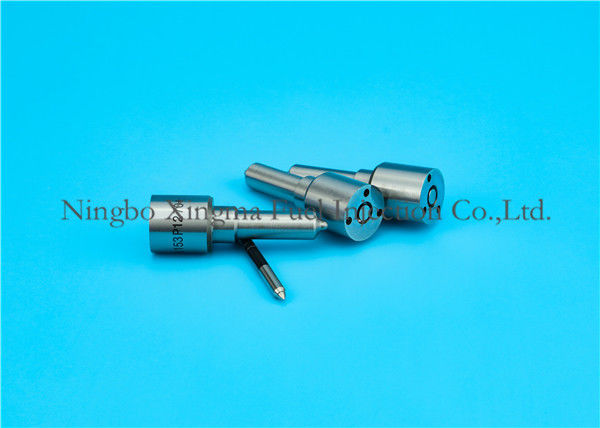 Auto Parts Bosch Diesel Injector Nozzles Common Rail High Speed Steel Material