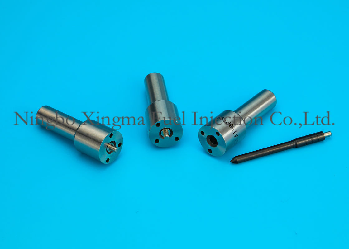 High Performance Bosch Diesel Fuel Injectors High Speed Steel Material